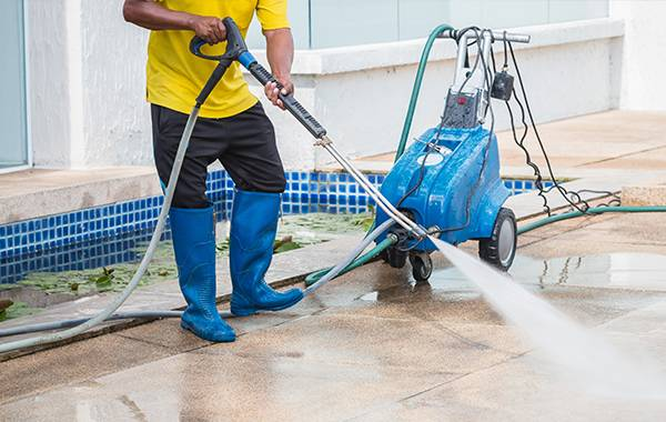 green commercial cleaning services in Palm Beach